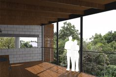 Res_KelvinGrove_10 Active Engagement, Back Doors, Architects, Stage, Exterior, Home Decor, Decoration Home, Room Decor, Building Homes