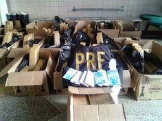 Observador Independente: RIBEIRA DO POMBAL: PRF apreende 50.000,00 em cédul...