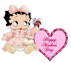 Baby Betty Boop♥ love Berry biopsy and lady bugs. My love of Betty biopsy came from my beloved Nene! R.I.P