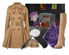 """20/50 the rescuers"" by emily-loves-narnia ❤ liked on Polyvore"