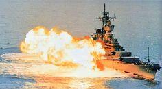 USS Missouri ~ BFD