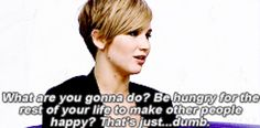 Jennifer Lawrence Continues To Be Amazing With An Awesome Response About Body Image - BuzzFeed