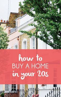 I bought a house at 26 making only 36k a year. Definitely tough, but you can do it. Here are some tips on how to buy a house in your twenties.