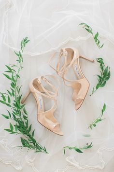 nude strappy jimmy choo heels