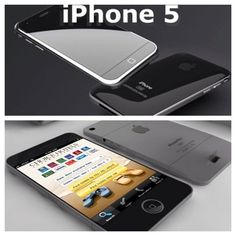 iPhone 5 photos leaked by Apple!?