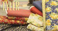 NEW! Tyler by Yuko Hasegawa for RJR Fabrics