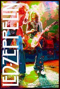 Led Zeppelin - Worlds Greatest Hard Rock Band