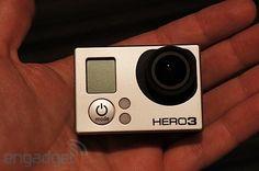 Hands-On: GoPro Hero 3 kommt mit WiFi und 4K-Auflösung (Video) - Engadget German
