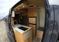Custom 4x4 Diesel Sprinter Adventure Van
