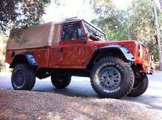 "Land Rover Defender ""HANNIBAL"", profile"