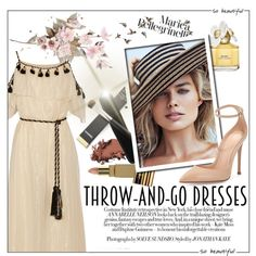 Easy Peasy: Throw-and-Go Dresses by alinnas on Polyvore featuring Rachel Zoe…