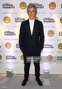 Peter Capaldi attends the London Evening Standard Londoner's Diary 100th Birthday Party in partnership with Harvey Nichols at Harvey Nichols on May 25, 2016 in London, England.