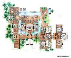 Planos Mansiones Modernas