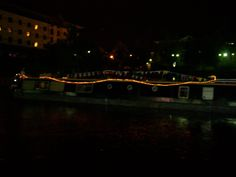 marmite the rosette boat ready for the night trade