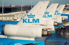 While the MD-11 period with KLM is coming to an end very soon... Three in a row! A tribute.