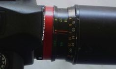 Modify an Old Telephoto Lens to Fit Your DSLR Camera