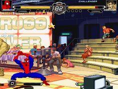 classic spider-man mugen 2015 mugen player