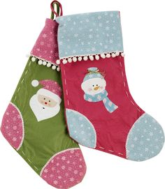 These cute stockings from mix contemporary colour schemes with traditional patterns to create perfect festive decorations for any child's room. Cute Stockings, Christmas Stockings, Child's Room, Festival Decorations, Argos, Colour Schemes, Room Inspiration, Festive, Kids Room