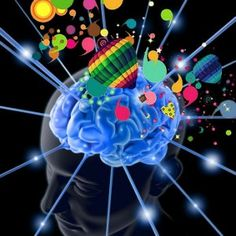 brain chemistry and the power of the sixth sense to create and inspire.