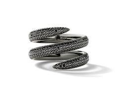 THE SNAKE RING | Eva Fehren Fine Jewelry