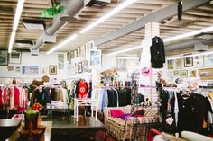 Council Thrift Shop, 10960 Santa Monica Boulevard- places to go vintage hunting in Los Angeles