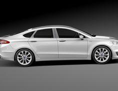 Ford Mondeo Vignale Sedan configuration - http://autotras.com