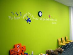 church classroom decorating ideas   youth church ideas such a great fun way to decorate the walls of your ...