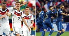 Germany vs France 2014 World Cup Highlights Goals GIFs Photos