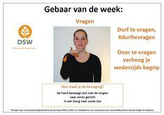 https://flic.kr/p/eSMHYu   035A.Vragen   Meer info / more info via www.dswrijswijk.nl/voor-medewerkers/drempels-weg/  #doof #slechthorend #mens #samenleving #gebarentaal #NGT  Dutch Sign language ( NGT ) Nederlandse Gebaren Taal