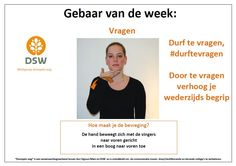 https://flic.kr/p/eSMHYu | 035A.Vragen | Meer info / more info via www.dswrijswijk.nl/voor-medewerkers/drempels-weg/  #doof #slechthorend #mens #samenleving #gebarentaal #NGT  Dutch Sign language ( NGT ) Nederlandse Gebaren Taal