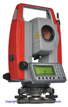 Total Station PENTAX R-2500 Series