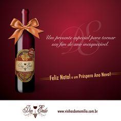 Natal Vinhos Dom Emilio