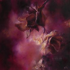 Original oil paintings on canvas. Fine Art Prints in limited editions. Shades Of Burgundy, Burgundy Wine, Marsala, Art Calendar, Expressive Art, Color Stories, Color Of The Year, Medium Art, Bordeaux