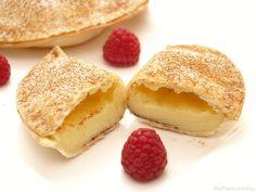 Empanadillas de crema pastelera - MisThermorecetas