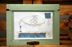"""Stampa della mia illustrazione originale """"Per filo e Per segno"""" di SaraPierottiArtPrint su Etsy"""