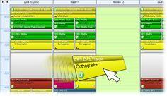 J'utilise le logiciel PlaniClasse qui permet de générer son planning de la semaine, son cahier journal, ses fiches de préparation, son emploi du temps et plein d'autres choses. Personnellement je ne m'en sers que pour le cahier journal, mais au moins vous savez qu'il peut faire tout un tas d'autres choses. Il est très simple […]