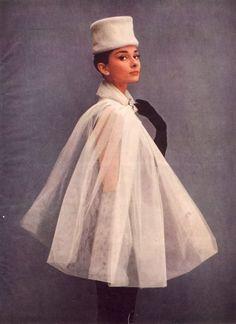 Audrey Hepburn in Balliaciaga