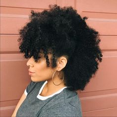 Mohawk Hairstyles For Natural Hair - Essence