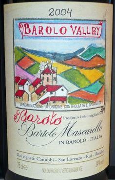 Barolo 2004 di Bartolo Mascarello