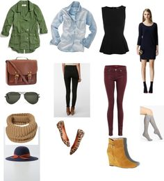 """""""Weekend in Boston"""" by thedoubleissue on Polyvore"""