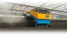 compost turner for sale, windrow turner for sale