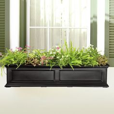 Devon Self-watering Window Box