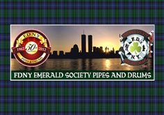 """FDNY """"Emerald Society"""" Pipes & Drums recently celebrated its Anniversary, with over 800 people in attendance to commemorate this milestone. Tartan, Plaid, Attendance, Houndstooth, St Patricks Day, Pipes, Herringbone, Drums, Tweed"""