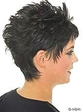 selecting-your-perfect-pixie-haircut - Fab New Hairstyle 1 Shaggy Short Hair, Pixie Haircut For Thick Hair, Short Spiky Hairstyles, Short Haircut Styles, Short Hairstyles For Women, Pixie Haircuts, Short Pixie, Prom Hairstyles, Short Hair With Layers