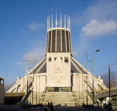 Liverpool Cathedral - Church of Christ the King, Liverpool UK