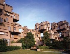 Montréal célèbre le 50e anniversaire d'Habitat 67 de Moshe Safdie au Centre de design de l'UQAM, du 1er juin au 13 août.