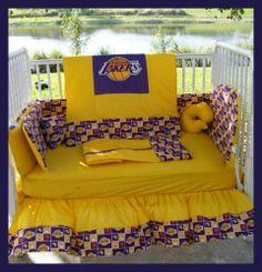 Lakers Bedding Set