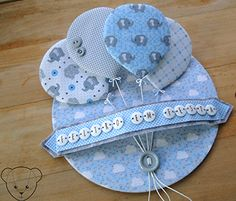 Debora Radtke (materiais) Baby Crafts, Diy And Crafts, Recycling, Projects To Try, Coin Purse, Cross Stitch, Baby Shower, Banner, Crochet