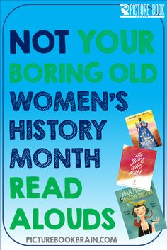 Best Picture Books for Women's History Month - Picture Book Brain - Holly's Education Archive Social Studies Worksheets, Social Studies Classroom, Social Studies Activities, Snow Much Fun, Sight Words, Read Aloud Books, Reading Aloud, Teaching Government, Thinking In Pictures