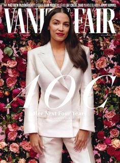 Vanity Fair Magazine (December, 2020) Alexandria Ocasio-Cortez AOC Her Next Four Years. Browse our available single issue magazines for the current newsstand issue of your favorite monthly magazines and periodicals. Read digital issue magazines and more NOW at Magzter. Enjoy reading 12,500+ magazines anytime and anywhere Vanity Fair Magazine, Vogue Covers, Anna Wintour, Stunning Photography, Matthew Mcconaughey, Vogue Russia, Alexandria, Pop Fashion, Foto E Video